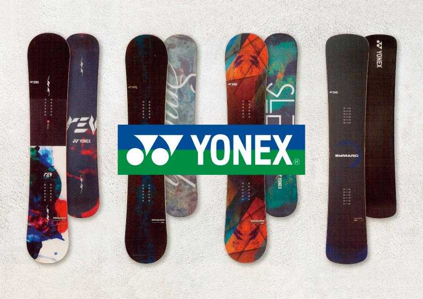 YONEX 18-19 NEWモデル予約受付中!